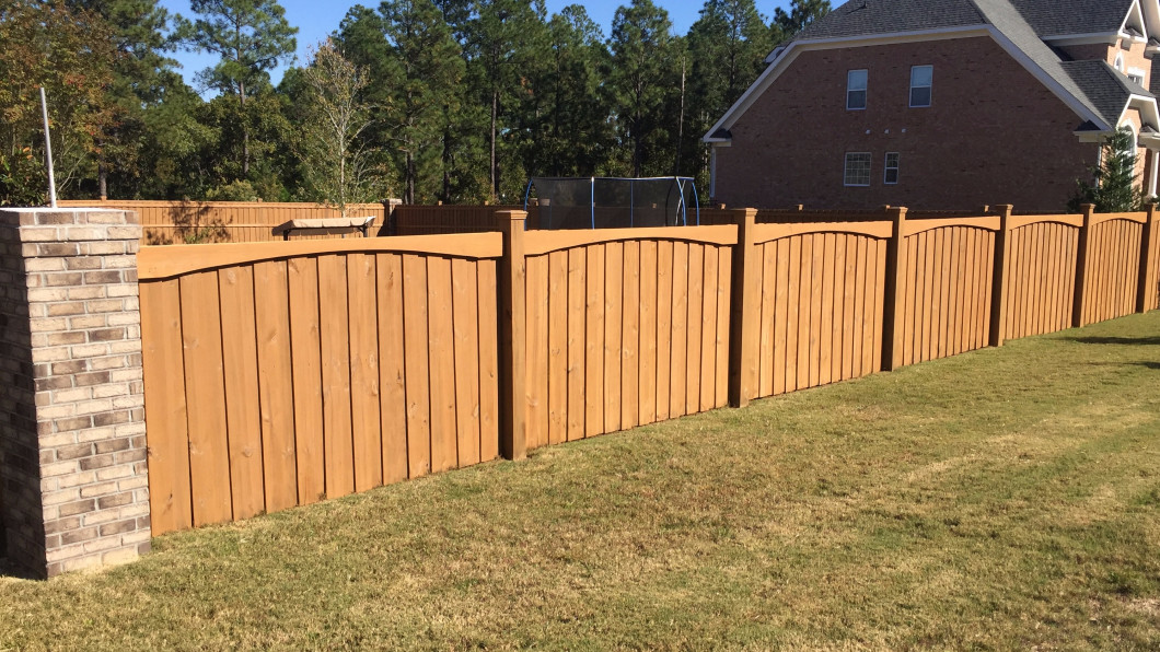 Turn to us for a wood fence in Lexington, SC